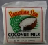 Hawaiian Sun Frozen Coconut Milk