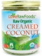 Love Raw Foods Organic Creamed Coconut